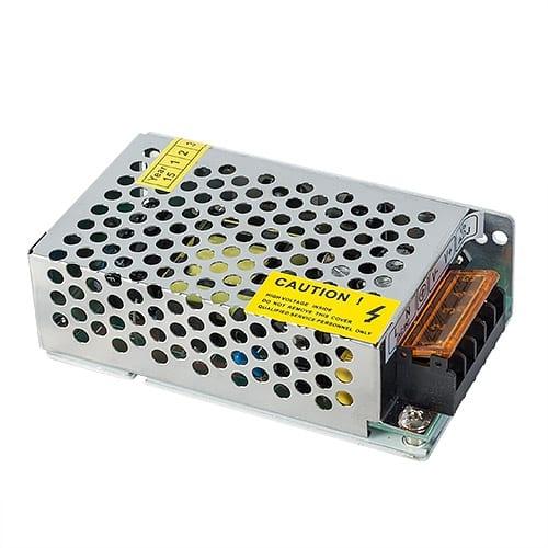 Захранване за светодиодна лента, Невлагозащитено, 40W, 12V DC