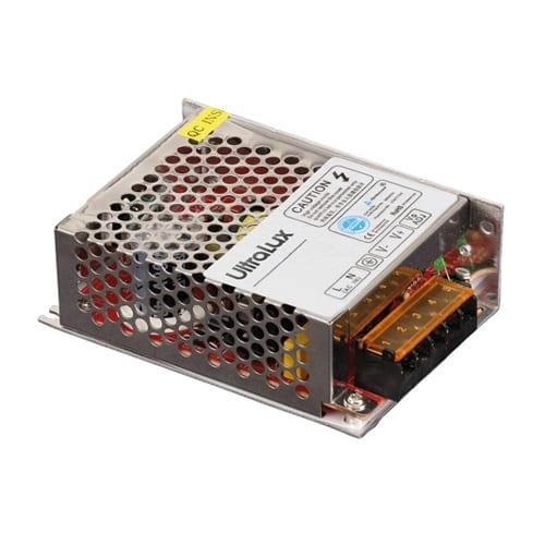 Захранване за светодиодна лента, Невлагозащитено, 50W, 24V DC