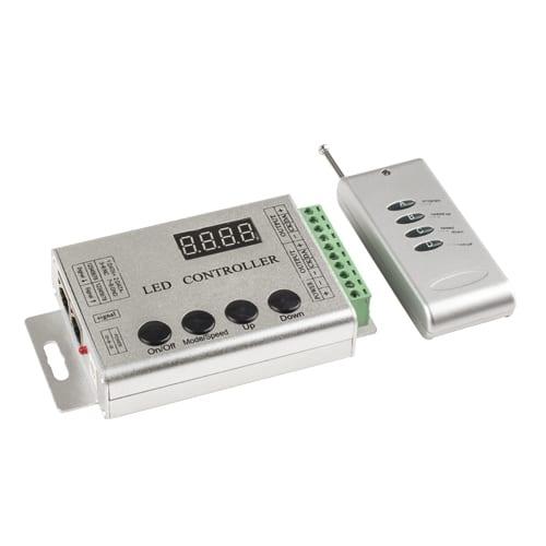 RF контролер за дигитално LED осветление 5V DC, 1024 пиксела
