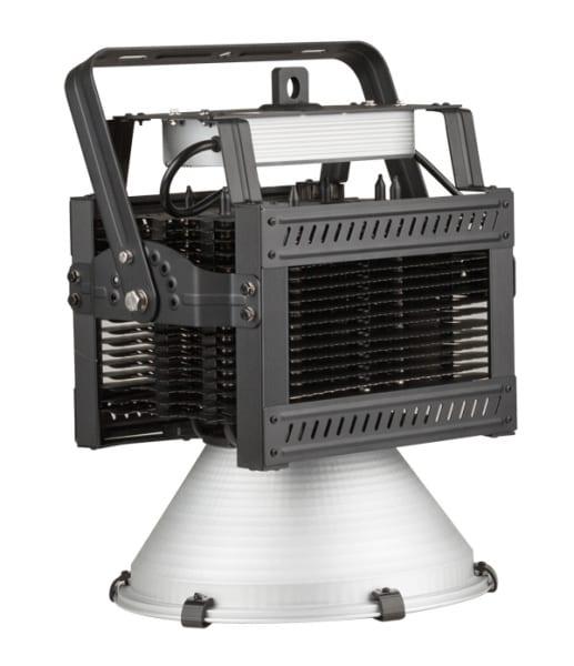 LED индустриално осветително тяло 500W, 6000K, 45°, Студена светлина, 90-245V, CREE XBD