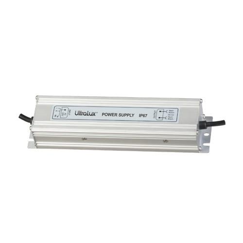 Захранване за светодиодна лента, 80W, 12V DC, Влагозащитено IP67