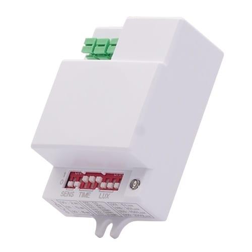 Микровълнов сензор за плафониера 360°/180°, 8м,  220V-240V AC, 1200W/300W