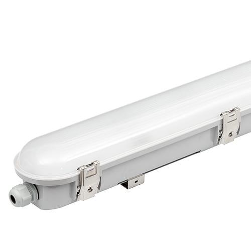 LED индустриално осв. тяло 36W, 1.20м, 4000K, Неутрална светлина,IP66, PC 220V-240V AC, 120°, SMD 2835