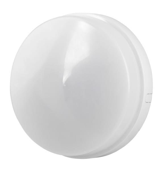 LED Влагозащитена плафониера 10W, 4200K, Кръг, Бяла, Неутрална светлина, 220V-240V AC, 120°,SMD 2835