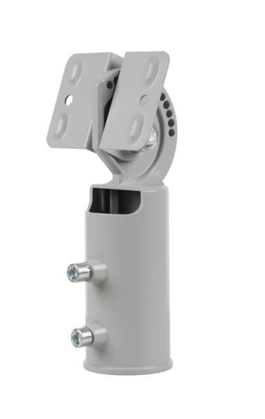 Адаптер ф60мм с регулиране ъгъла на монтаж за LED улично тяло LUT2042, LUT4042, LUT6042