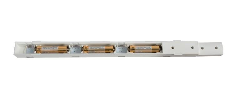 Мебелно светодиодно тяло със сензор 0.3W, 4000K, 3x1.5V AAA, 120°, Неутрална светлина, SMD 2835