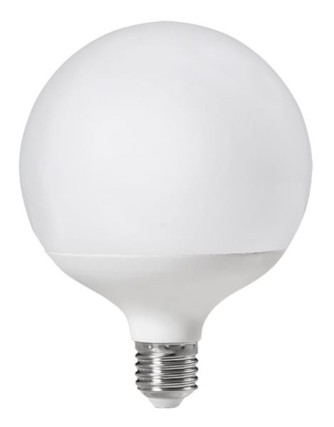 LED крушка / Топка / 15W / E27 / SMD 2835