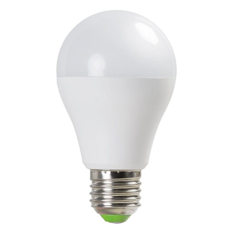 LED крушка със сензор за осветеност Е27, 6W, 220V