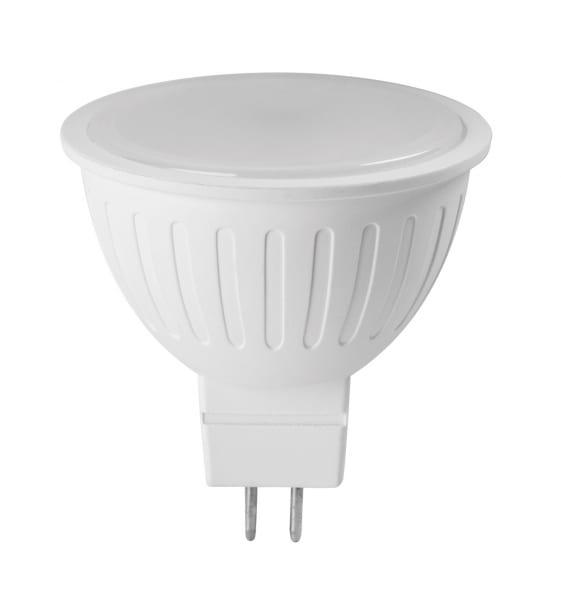 LED луничка / 6W / MR16 / 12V DC / SMD 2835