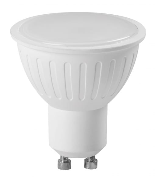 LED луничка / 6W / Gu10 / 220V-240V AC / SMD 2835