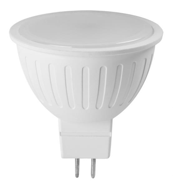 LED луничка / 3W / 4200K / MR16 / 220V-240V AC / Неутрална светлина / SMD 2835