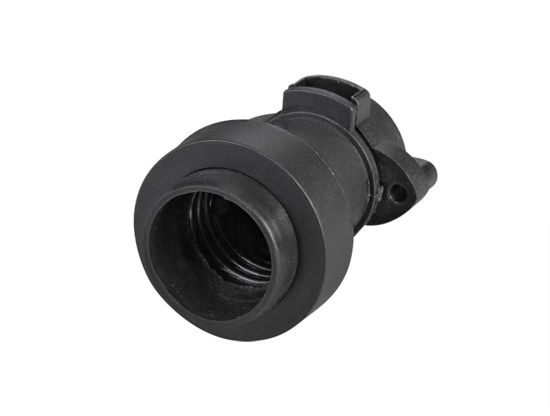 Фасунга E27 за плосък кабел