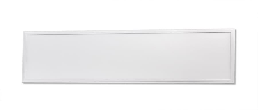 LED панел 1200x300, 40W, 4200K, Неутрална светлина, Без трептене на светлината, 115°, 220V-240V AC, SMD 4014