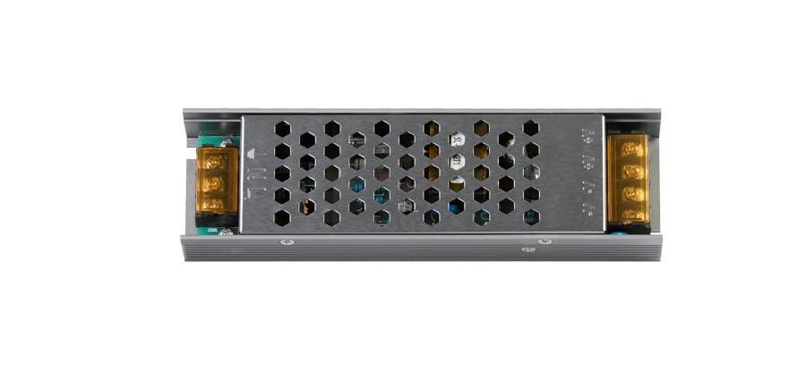 Захранване за светодиодна лента, Невлагозащитено, Слим, 60W, 12V DC
