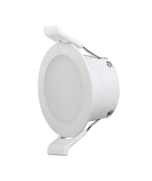 LED луна за вграждане 4W, 4200K, 220V-240V AC, 120°, Неутрална светлина, SMD 2835