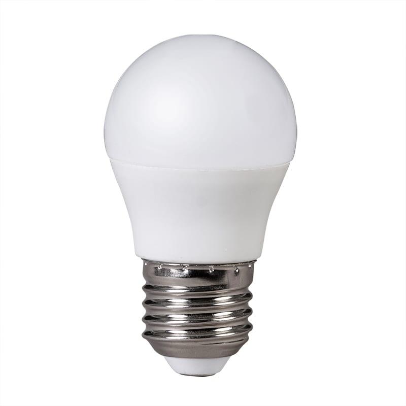LED крушка / Топка / 5W / E27 / 9-24V AC/DC / SMD 2835