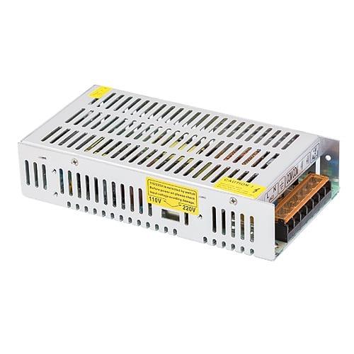 Захранване за светодиодна лента, Невлагозащитено, 200W, 48V DC