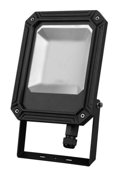 LED прожектор Професионален 50W, 5000K, Неутрална светлина, 220V-240V AC, Влагозащитен IP65,120°, SMD 2835