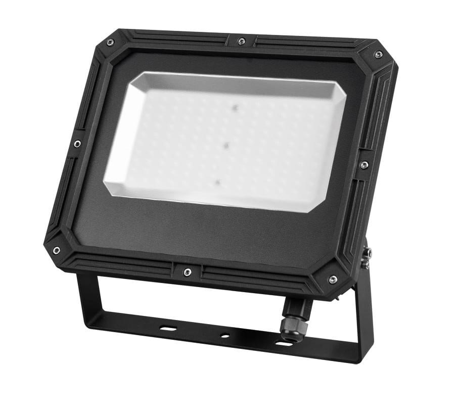 LED прожектор Професионален 100W, 5000K, Неутрална светлина, 220V-240V AC, Влагозащитен IP65,120°, SMD 2835