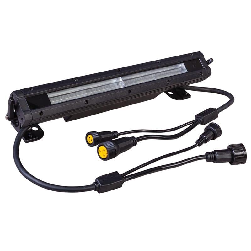 LED DMX линейно осв. тяло 53W, RGB, 220V-240V AC, IP66, 60x10°, CREE