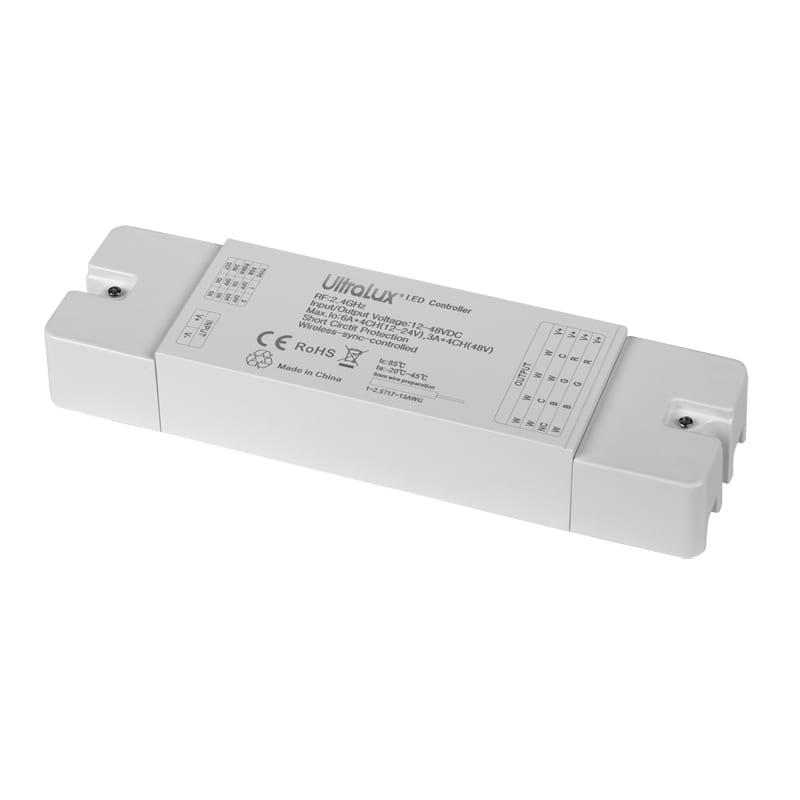 Smart 2.4G RF 4in1 Мултифункционален контролер 288W(12V) 576W(24-48V), 12-48V DC