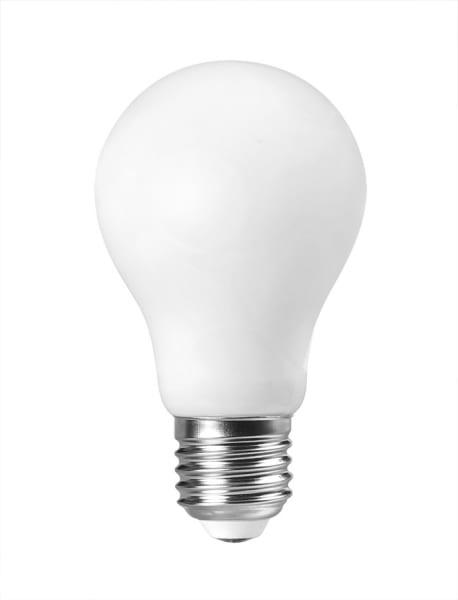 LED крушка / Oпал / 8W / E27