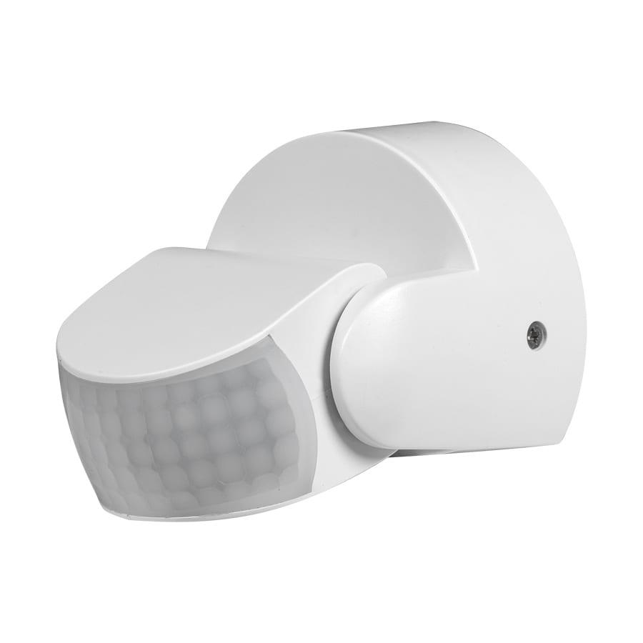 Сензор за движение, открит монтаж,9м 2xPIR, IP65, 220V-240V AC, 180°/360°, 1200W/600W