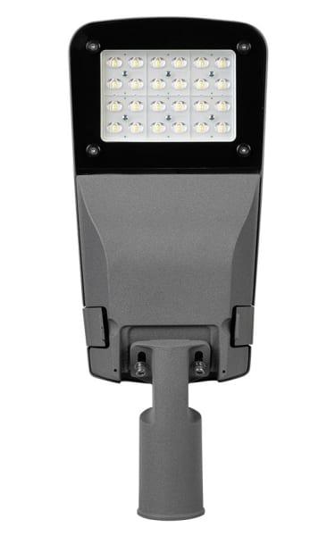 LED тяло за улично осветление 60W, 4200K, 150°x90°, Неутрална светлина IP66, 220V-240V AC, SMD 3030