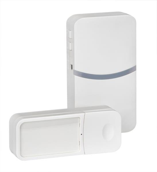 RF безжичен кинетичен звънец, IP44, 220V-240V AC