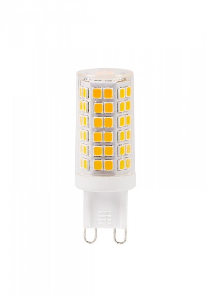 LED лампа / Димираща / 4W / G9 / 2700K