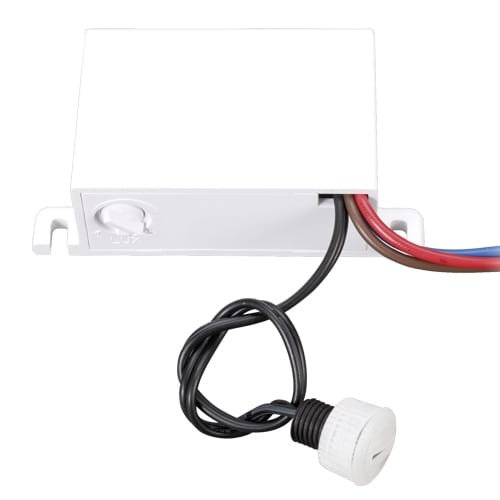 Мини автоматичен фотоелектрически ключ IP44, 220V-240V AC, 1600W