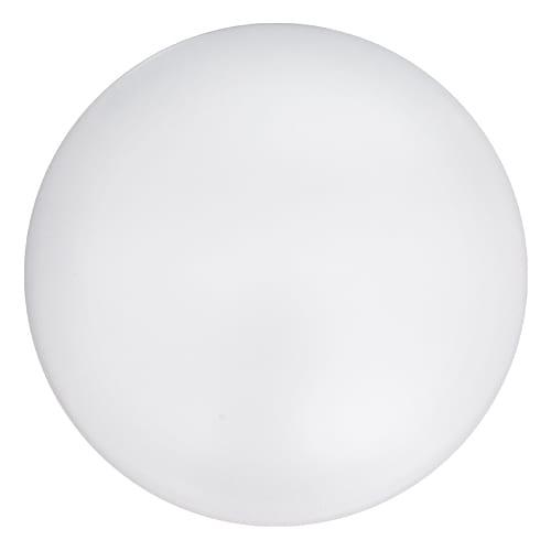 LED плафониера 12W, Кръг, Бяла, 2700K, Топла светлина, SMD 3020, 220V-240V AC