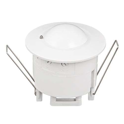 Микровълнов сензор за вграждане 360°,1-8м, 220V-240V AC, 1200W/300W