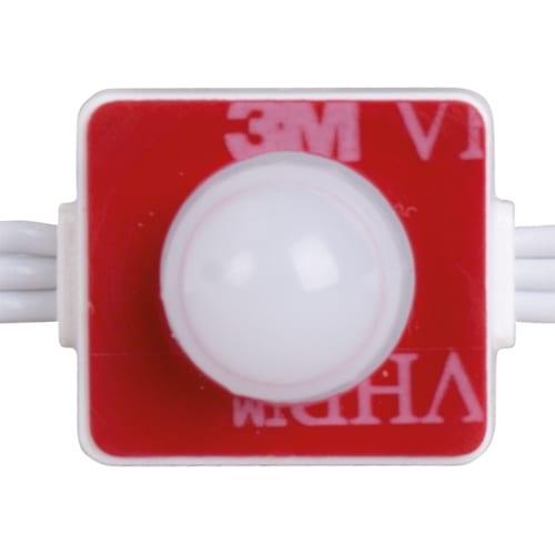 Дигитален светодиоден модул 0.3W, RGB, 5V DC, Водоустойчив IP68, IC:WS2811, 100бр., 145°, RGB SMD 5050
