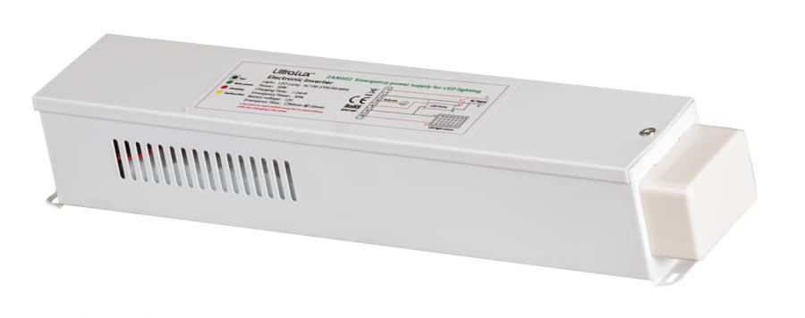 Захранващ авариен модул за LED осветление с батериен блок Ni-Cd 12V 2500mAh, 50W, 100-270V AC