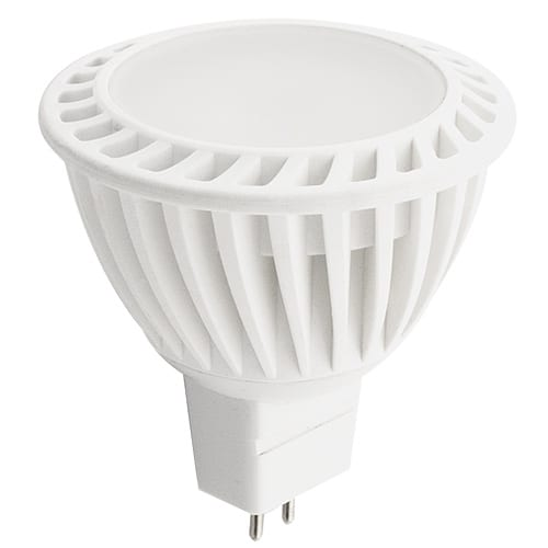 LED луничка / 4W / MR16 / 12V AC/DC / SMD 2835