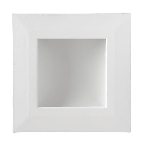 LED луна с индиректна светлина 8W, квадрат, 2700K, 220V-240V AC, Топла светлина, 120°, SMD 2835
