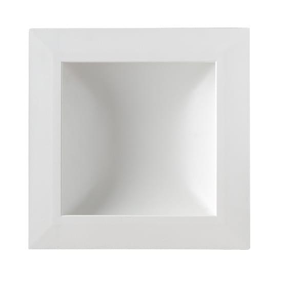 LED луна с индиректна светлина 20W, квадрат, 2700K, 220V-240V AC, Топла светлина, 120°, SMD 2835