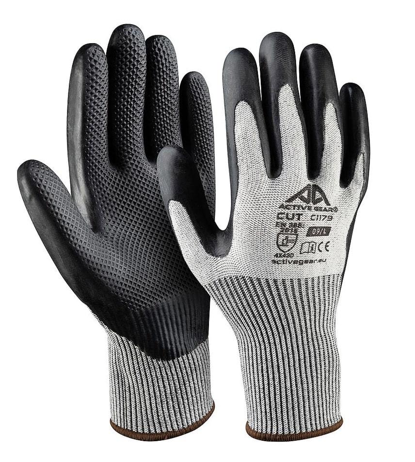 Работни ръкавици Active Gear Cut C1180