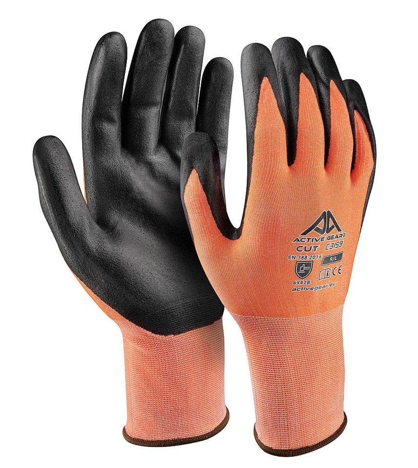 Работни ръкавици Active Gear Cut C3160
