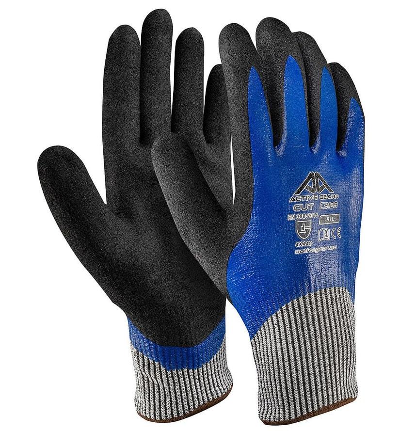 Работни ръкавици Active Gear Cut C3190