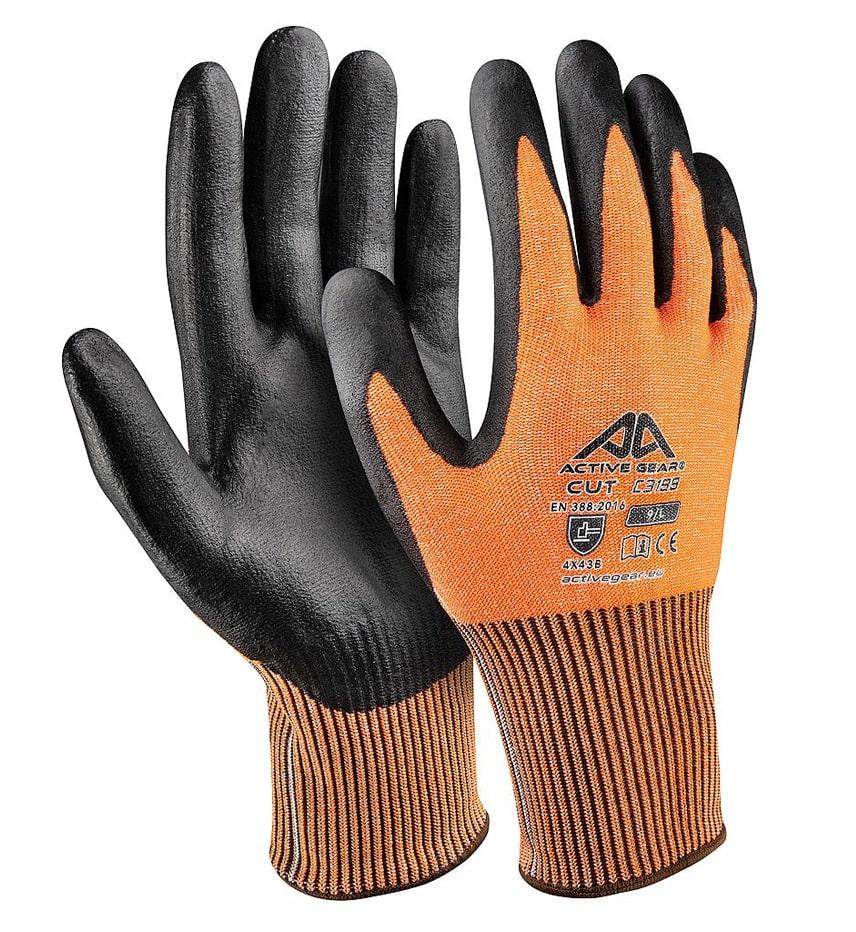 Работни ръкавици Active Gear Cut C3200