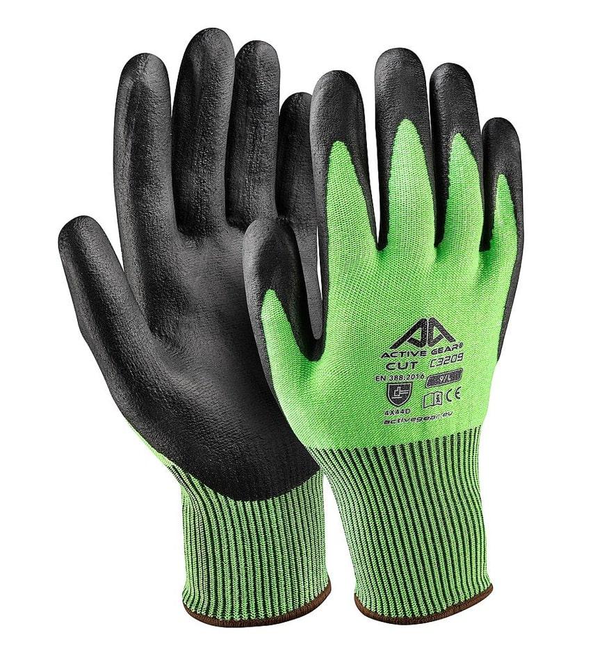 Работни ръкавици Active Gear Cut C3210