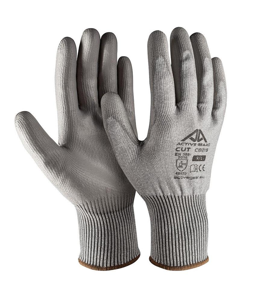 Работни ръкавици Active Gear Cut C8220