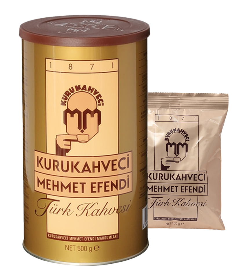 Мляно турско кафе Mehmet Efendi