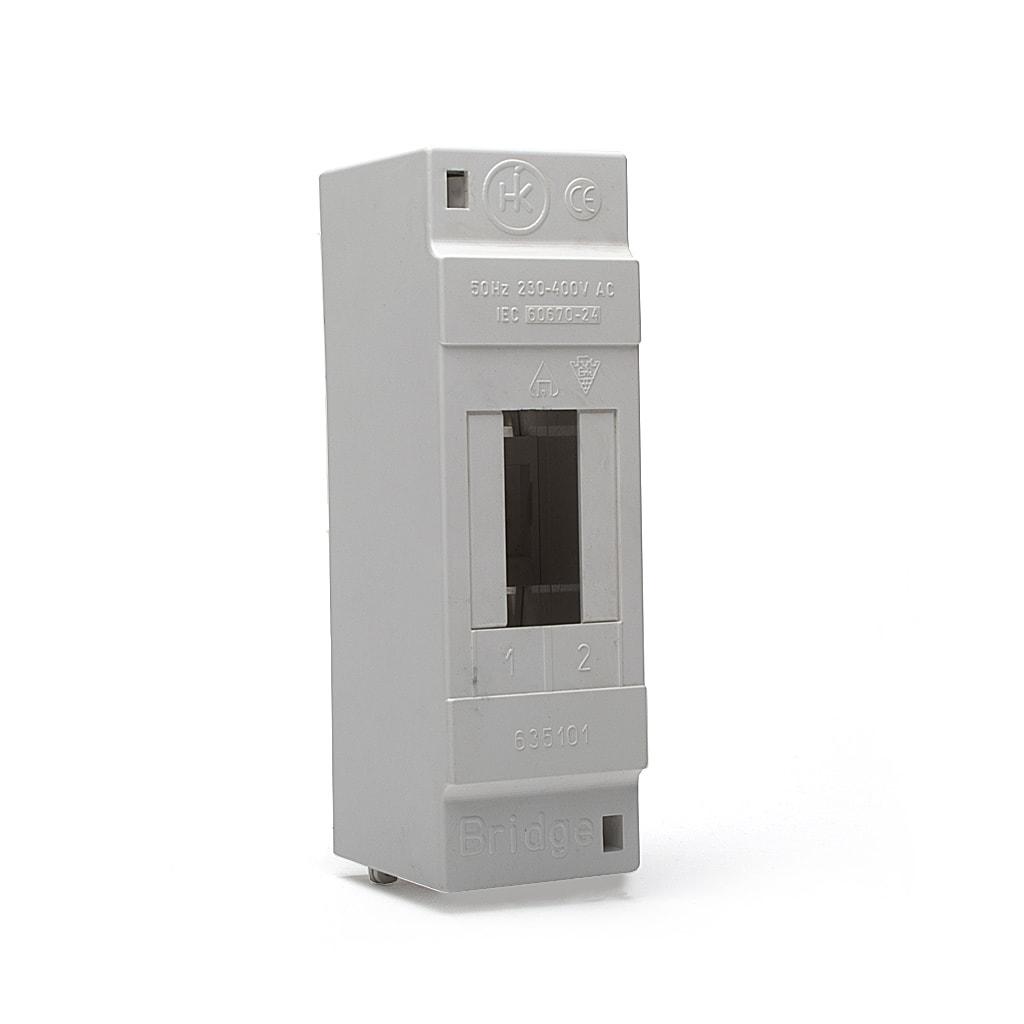 Ел.Кутия за 1-2 Полуавтоматични предпазители