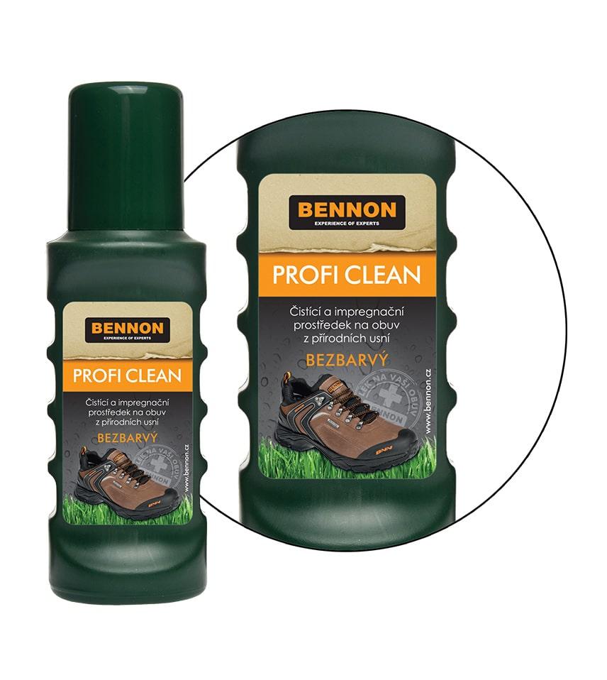 Почистващ спрей за обувки от естествена кожа BNN Profi Clean 75 мл.
