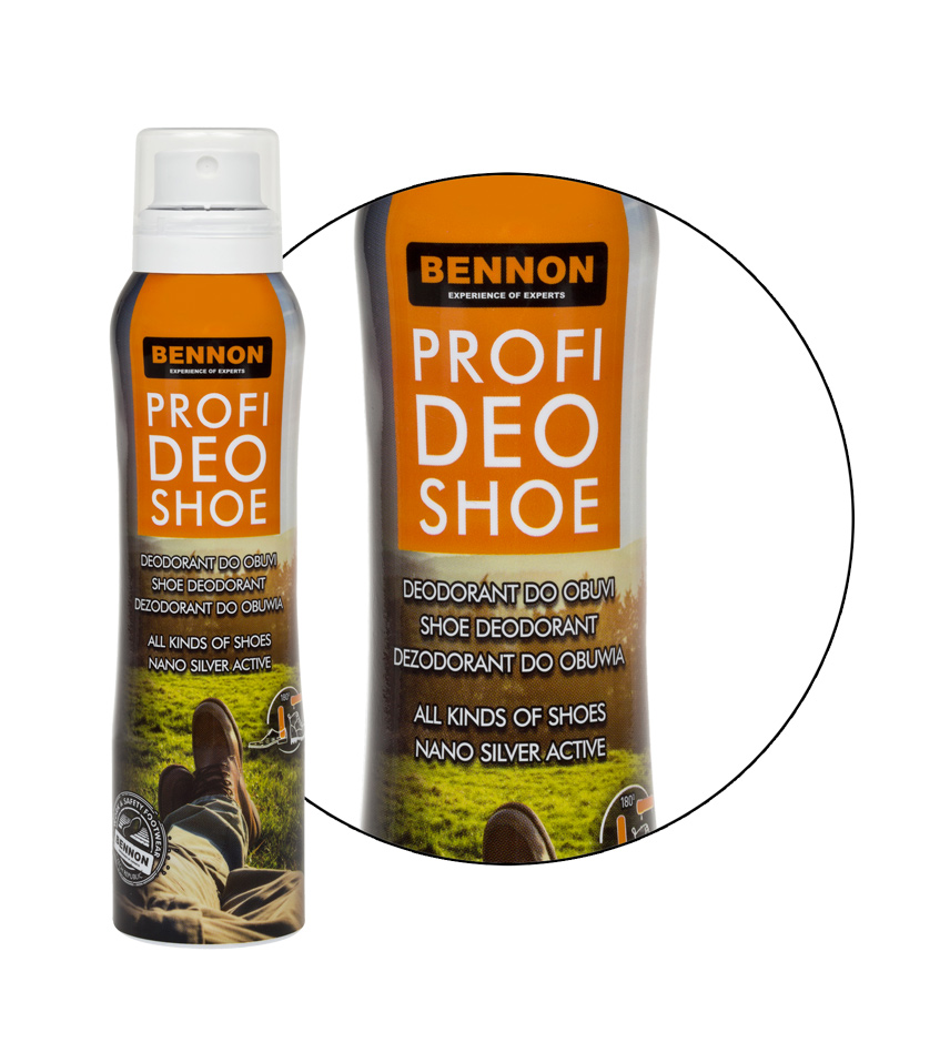 Дезодорант за обувки BNN Profi Deo Shoe 150 мл.