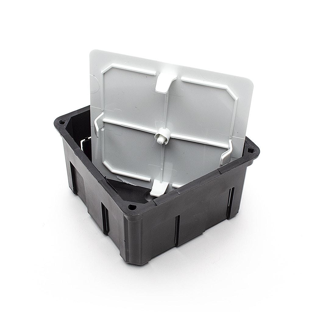 Разклонителна кутия за скрита инсталация 80х80 мм.
