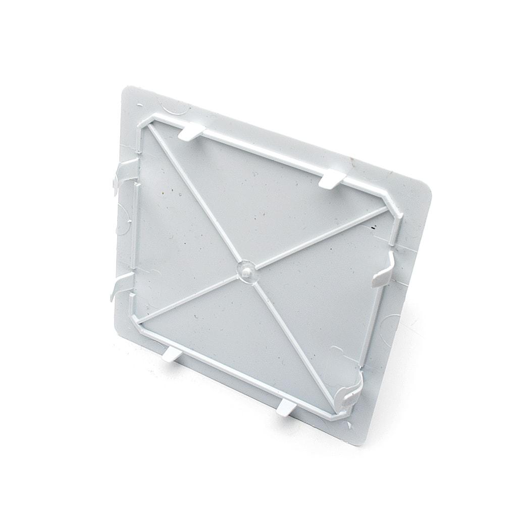 Капаче за Разклонителна кутия, Скрит монтаж, 100х100 мм